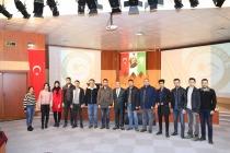 Iğdır Üniversitesin'de, Sarıkamış Harekâtının 104. Yıl Dönümü Münasebetiyle Konferans Düzenlendi
