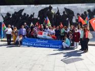 İSTAD-Türkiye Azerbaycan Derneği Çanakkale'yi Ziyaret etti.