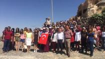 Şehirler ve Kültürler Projesi Öğrencileri Tatlarin Kasabası'nı Ziyaret Etti