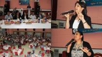 Iğdır'da DBP ve HDP'den, Öldürülen PKK'lıların Ailelerine İftar