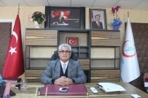 İl Sağlık Müdürü Op. Dr.  Nevruz Erez'in 10 Kasım Mesajı