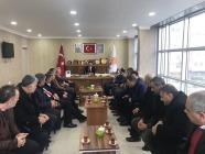 MHP'den Ak Partiye Anlamlı Ziyaret