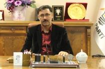 Ak Parti İl Başkanı Ahmet Tutulmaz Tekrar İl Başkanı Oldu