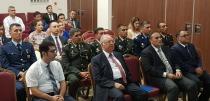 """Nahcivan Başkonsolosluğu'nda Üniversitemiz tarafından """"15 Temmuz'un Ardındaki Güç Olarak ve Rabb Edinme Bağlamında FETÖ"""" Konulu Konferans Verildi"""