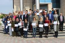 Ön Muhasebe Elamanı Eğitim Kursları Sertifika Töreni Yapıldı