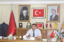 Ak Parti Iğdır İl Başkanı Ayaz Covid-19  Yakalandı