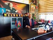 Muharrem Çeçen'den  14 Nisan Şehitler Haftası Mesajı