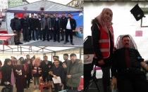 Iğdır Ak Parti Gençlik Kolların'dan  Afrin'deki Mehmetçik için kan bağışı