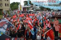 İYİ Parti Genel Başkanı Meral Akşener Iğdır'da Miting Düzenledi