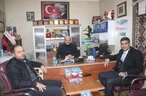 AK PARTİ İL Başkanı Ali Kemal AYAZ'dan Hayırlı Olsun Ziyareti