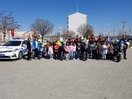 Polis Haftası Öğrenci Ziyaretleri ve Trafik Eğitimi Programı