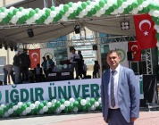 Kurban Parlar Iğdır Spor ve Kültür Şube Müdürlüğü görevine atandı