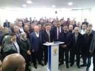 AK Parti İl Başkanı Tutulmaz'dan İstifa Sonrası Basın Açıklaması Yaptı