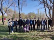 Ak Parti Gençlik Kolları Hayvan Barınağına Ziyaret