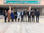 Ak Parti İl Gençlik Kolları başkanı Rıdvan Yeşil, 14 Mart Tıp Bayramını Kutladı