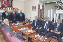 Karadağ Ailesinden Nezaket Ziyareti