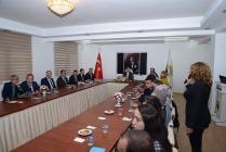 OKUL AR-GE TEMSİLCİLERİ TOPLANTISI YAPILDI