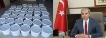 Emniyet Müdüründen Yüksekova Kahramanlarına 1 Ton Organik Bal