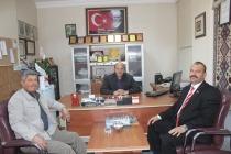 MHP Aday Adayı Muharrem Çeçen'den Nezaket Ziyarete