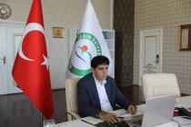 Rektör Alma Türk-Japon Bilim ve Teknoloji Üniversitesi'nin Stratejik Açılış Toplantısına Katıldı