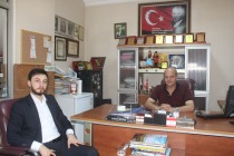 Saadet Parti'sinden Nezaket Ziyareti