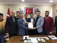 İş Adamı Ahmet Pala Milletvekili Aday Adaylığını Açıkladı
