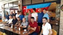 Milletvekili Adil Aliyev, Iğdırlı Sporcularla Bir Araya Geldi