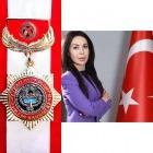 Anlamlı Madalya Kırgızlardan Geldi