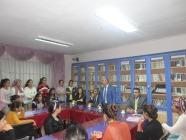 Milli Eğitim Müdürü Hakan  Cırıt'ten, Kız Yurduna  Ziyaret