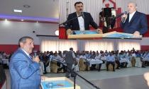 AK Parti Iğdır İl teşkilatında bayramlaşma