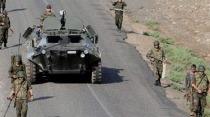 Iğdır'da, PKK'lı Terörist Jandarmaya teslim oldu.