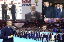 Ak Parti 6. Olağan İl Kongeris Yapıldı, Ahmet Tutulmaz Tekrar Başkan Seçildi