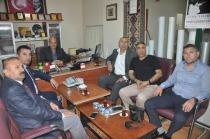 Sefaköy Iğdırlılar  Derneği ile İSTAD'dan Nezaket Ziyareti
