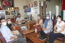 AK Parti Yönetiminden Anlamlı Ziyaret
