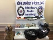 Narkotik Operasyonda 2 Kişi Tutuklandı