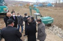 Ak Parti İl Başkanı Ali Kemal Ayaz Tuzluca İlçesini Ziyaret Etti