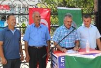 Iğdır'daki ziraat odalarından darbe girişimine kınama