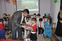 Iğdır'da 2015-2016 Yılı Kuran Kursları Eğitim-Öğretim Dönemi Son Buldu