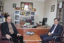 İL Özel İdaresi Genel Sekreteri Ferhat Akkuş'tan Nezaket Ziyareti