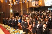 Ak Parti Iğdır İl Danışma Meclisi toplantısı Iğdır Kültür Merkezinde Gerçekleşti
