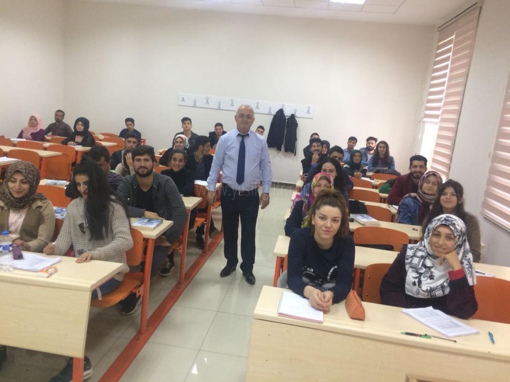 Azeri Öğretim Üyesi Azad Bayramov, Misafir Edildi