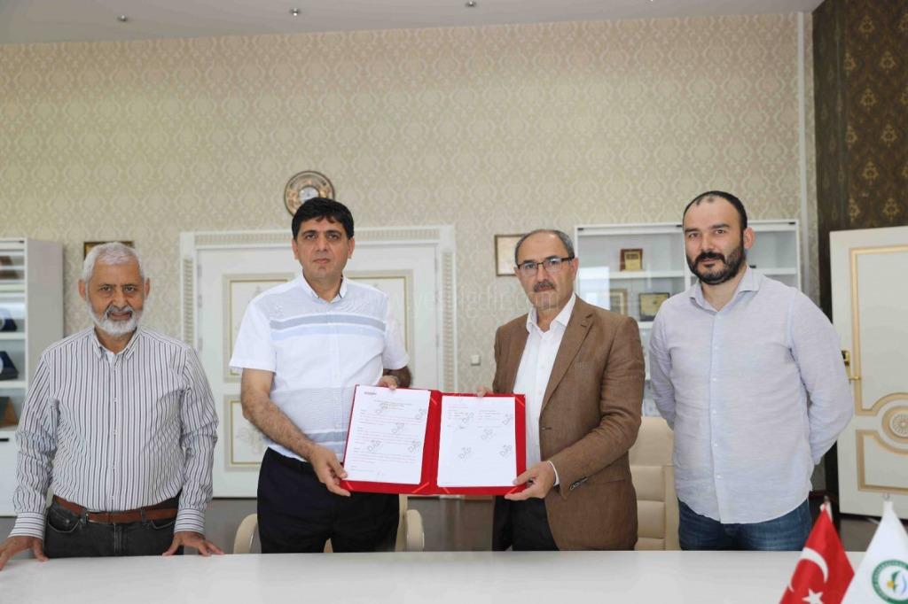 Ziraat Fakültesi Projesi İçin DAP'la Protokol İmzalandı