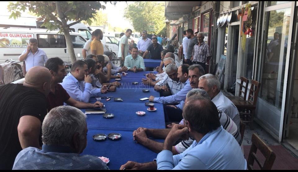 Iğdır Milletvekili Yaşar Karadağ'dan Bayram Ziyareti