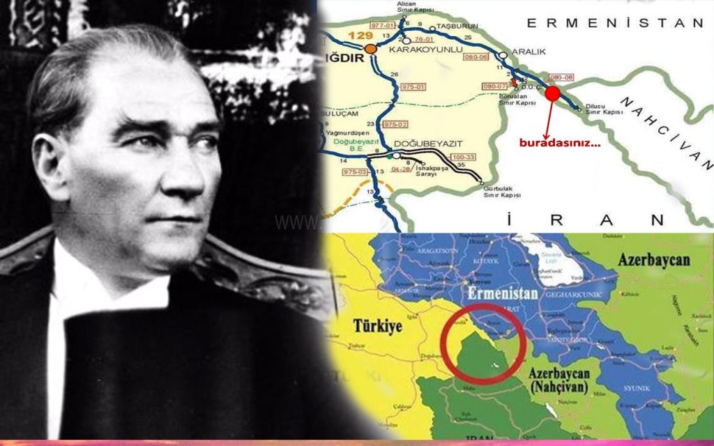 Atatürk, kendi parasıyla neden İran'dan toprak satın aldı?