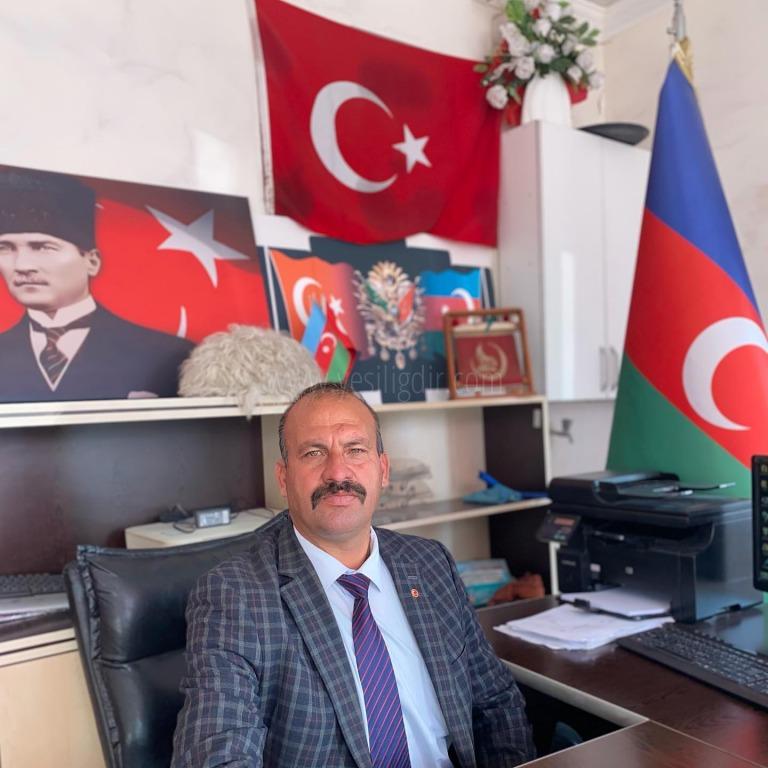 Çeçen, Türk Polis Teşkilatının 176. kuruluş yıldönümü  nedeniyle bir mesaj yayınladı.