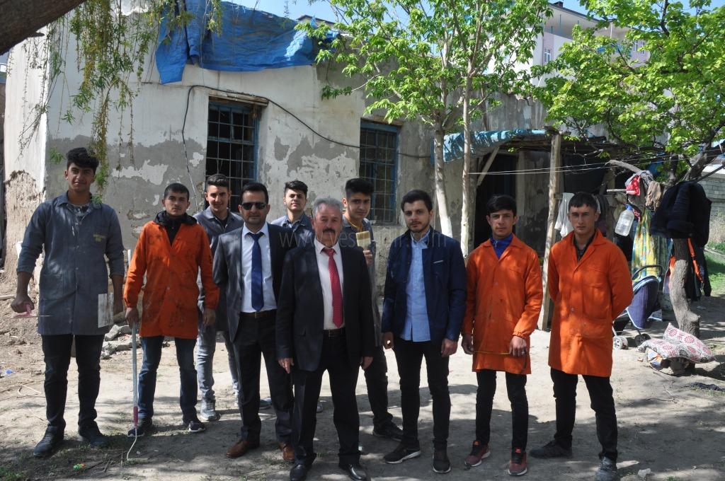 """""""IĞDIR MESLEKİ VE TEKNİK ANADOLU LİSESİ AİLELERLE BULUŞUYOR"""""""