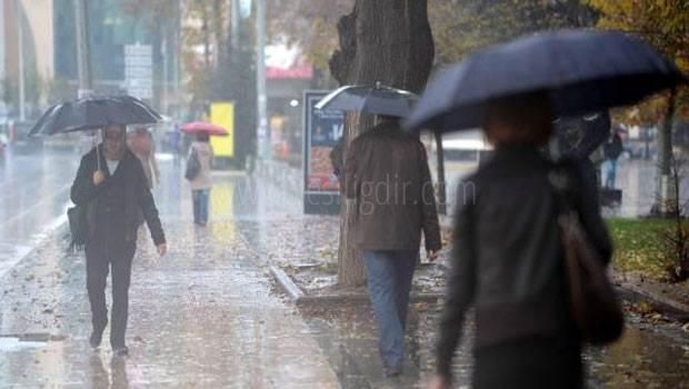 Iğdır'da Güz mevsimi