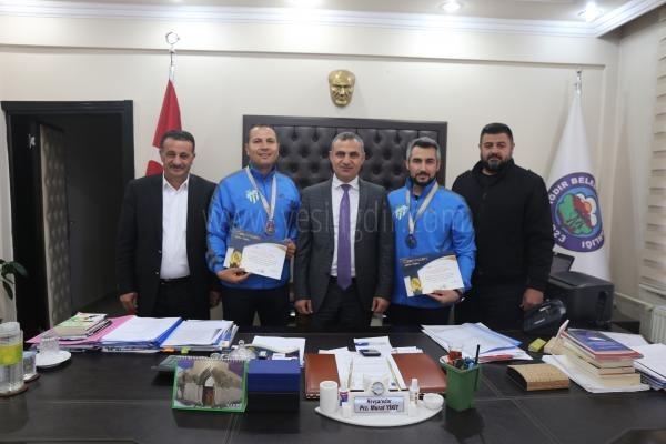 76 Iğdır Belediye Spor Kulubü Milli Takıma Girmeye Hak Kazandı