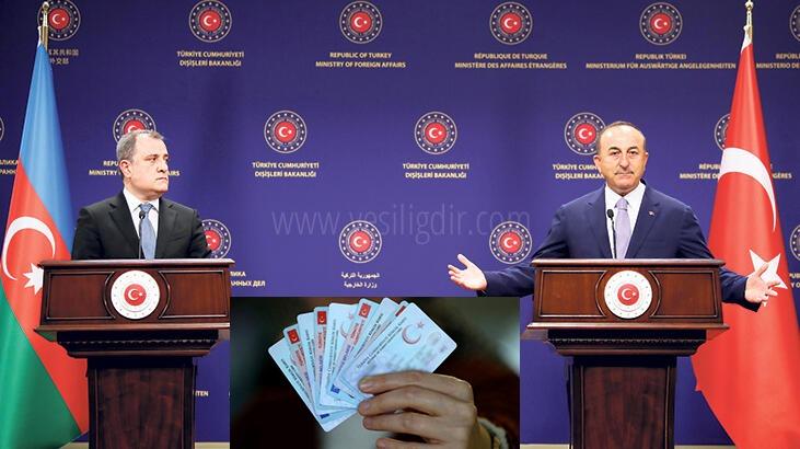 Azerbaycan'a 'kimlikle seyahat edilsin' önerisi