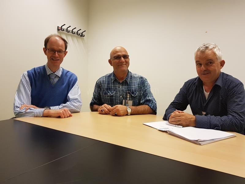 Hollanda, Wageningen Üniversitesi ile Iğdır Üniversitesi Arasında İşbirliği Adımları Atıldı